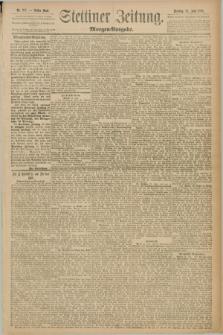 Stettiner Zeitung. 1889, Nr. 247 (25 Juni) - Morgen-Ausgabe