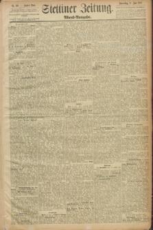 Stettiner Zeitung. 1889, Nr. 249 (27 Juni) - Abend-Ausgabe