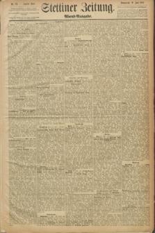 Stettiner Zeitung. 1889, Nr. 251 (29 Juni) - Abend-Ausgabe