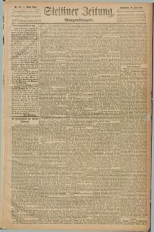 Stettiner Zeitung. 1889, Nr. 251 (29 Juni) - Morgen-Ausgabe