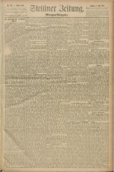 Stettiner Zeitung. 1889, Nr. 257 (5 Juli) - Morgen-Ausgabe