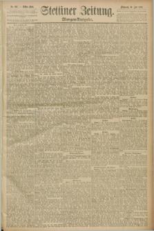 Stettiner Zeitung. 1889, Nr. 262 (10 Juli) - Morgen-Ausgabe