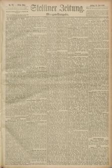 Stettiner Zeitung. 1889, Nr. 271 (19 Juli) - Morgen-Ausgabe