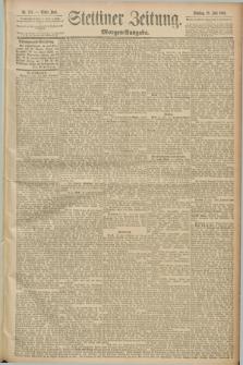 Stettiner Zeitung. 1889, Nr. 275 (23 Juli) - Morgen-Ausgabe