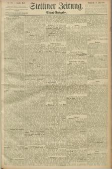 Stettiner Zeitung. 1889, Nr. 279 (27 Juli) - Abend-Ausgabe