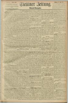 Stettiner Zeitung. 1889, Nr. 281 (29 Juli) - Abend-Ausgabe