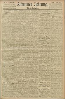 Stettiner Zeitung. 1889, Nr. 285 (2 August) - Abend-Ausgabe