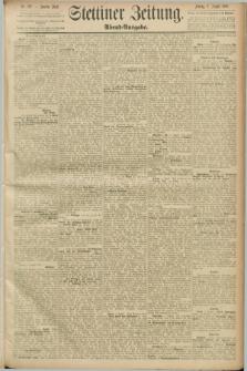 Stettiner Zeitung. 1889, Nr. 292 (9 August) - Abend-Ausgabe