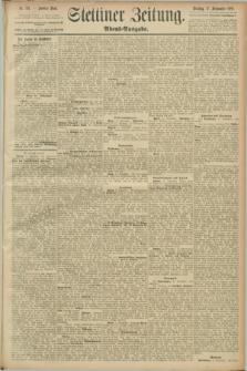 Stettiner Zeitung. 1889, Nr. 331 (17 September) - Abend-Ausgabe