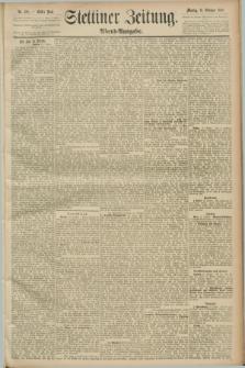 Stettiner Zeitung. 1889, Nr. 358 (14 Oktober) - Abend-Ausgabe