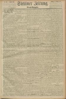 Stettiner Zeitung. 1889, Nr. 359 (15 Oktober) - Abend-Ausgabe