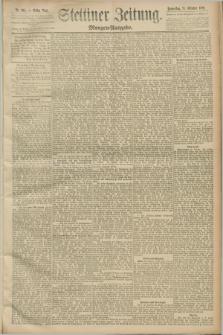 Stettiner Zeitung. 1889, Nr. 368 (24 Oktober) - Morgen-Ausgabe