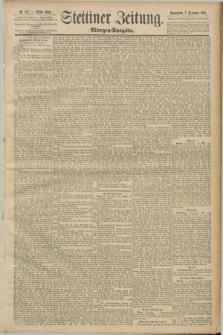 Stettiner Zeitung. 1889, Nr. 412 (7 Dezember) - Morgen-Ausgabe