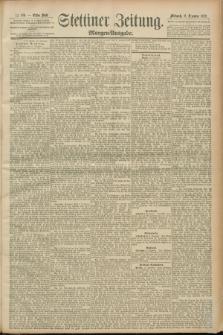 Stettiner Zeitung. 1889, Nr. 416 (11 Dezember) - Morgen-Ausgabe