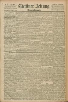 Stettiner Zeitung. 1889, Nr. 435 (31 Dezember) - Morgen-Ausgabe