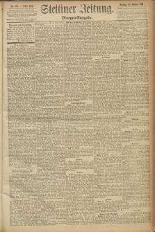 Stettiner Zeitung. 1891, Nr. 489 (20 Oktober) - Morgen-Ausgabe
