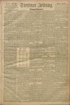 Stettiner Zeitung. 1892, Nr. 325 (15 Juli) - Morgen-Ausgabe