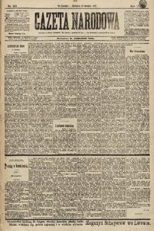 Gazeta Narodowa. 1897, nr351