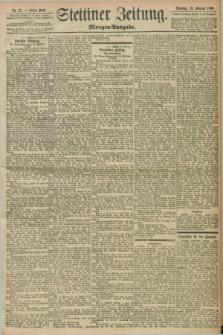 Stettiner Zeitung. 1898, Nr. 73 (13 Februar) - Morgen-Ausgabe