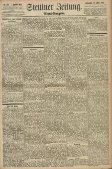Stettiner Zeitung. 1898, Nr. 120 (12 März) - Abend-Ausgabe