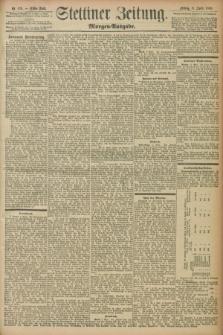 Stettiner Zeitung. 1898, Nr. 165 (8 April) - Morgen-Ausgabe