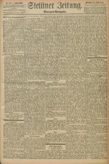 Stettiner Zeitung. 1898, Nr. 169 (13 April) - Morgen-Ausgabe