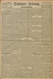 Stettiner Zeitung. 1898, Nr. 173 (15 April) - Morgen-Ausgabe