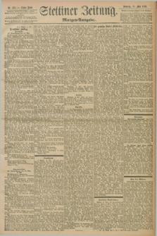 Stettiner Zeitung. 1898, Nr. 225 (15 Mai) - Morgen-Ausgabe