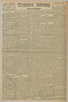Stettiner Zeitung. 1898, Nr. 265 (10 Juni) - Morgen-Ausgabe