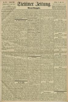 Stettiner Zeitung. 1898, Nr. 326 (15 Juli) - Abend-Ausgabe