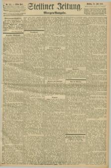 Stettiner Zeitung. 1898, Nr. 343 (26 Juli) - Morgen-Ausgabe