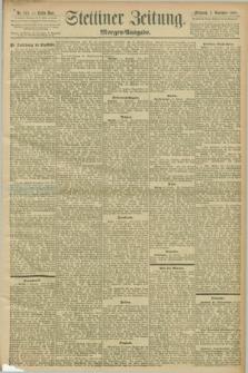 Stettiner Zeitung. 1898, Nr. 513 (2 November) - Morgen-Ausgabe