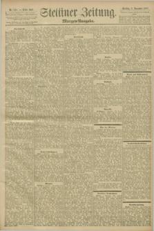 Stettiner Zeitung. 1898, Nr. 523 (8 November) - Morgen-Ausgabe