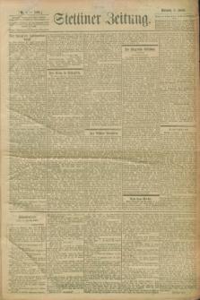 Stettiner Zeitung. 1900, Nr. 1 (3 Januar)