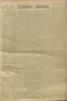 Stettiner Zeitung. 1900, Nr. 6 (9 Januar)