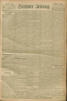 Stettiner Zeitung. 1900, Nr. 13 (17 Januar)
