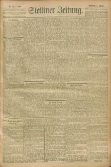 Stettiner Zeitung. 1900, Nr. 28 (3 Februar)