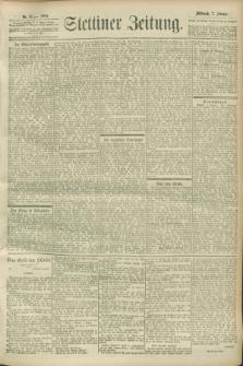 Stettiner Zeitung. 1900, Nr. 31 (7 Februar)