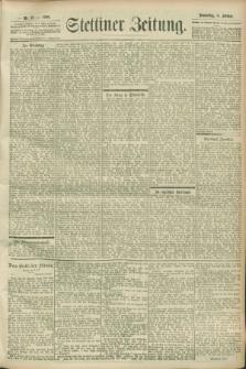 Stettiner Zeitung. 1900, Nr. 32 (8 Februar)