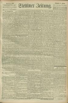 Stettiner Zeitung. 1900, Nr. 34 (10 Februar)