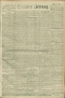 Stettiner Zeitung. 1900, Nr. 41 (18 Februar)