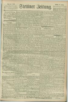 Stettiner Zeitung. 1900, Nr. 42 (20 Februar)