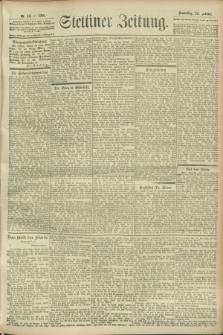 Stettiner Zeitung. 1900, Nr. 44 (22 Februar)