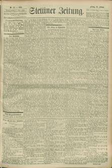 Stettiner Zeitung. 1900, Nr. 45 (23 Februar)