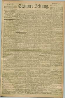 Stettiner Zeitung. 1900, Nr. 46 (24 Februar)