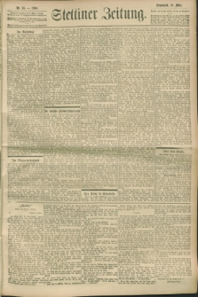 Stettiner Zeitung. 1900, Nr. 58 (10 März)