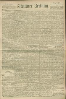Stettiner Zeitung. 1900, Nr. 59 (11 März)