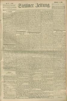 Stettiner Zeitung. 1900, Nr. 61 (14 März)