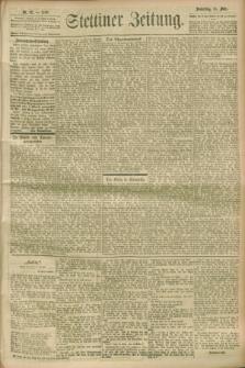 Stettiner Zeitung. 1900, Nr. 62 (15 März)