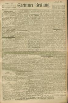 Stettiner Zeitung. 1900, Nr. 63 (16 März)